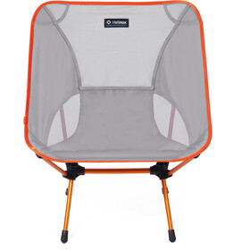 Helinox Chair One, grey/curry